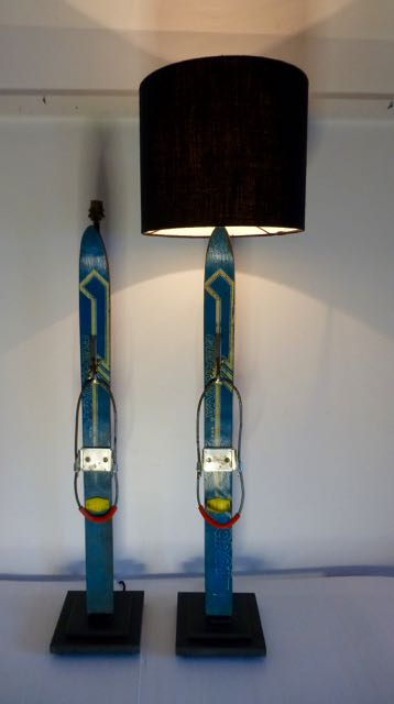 Picture of Children Ski lamp