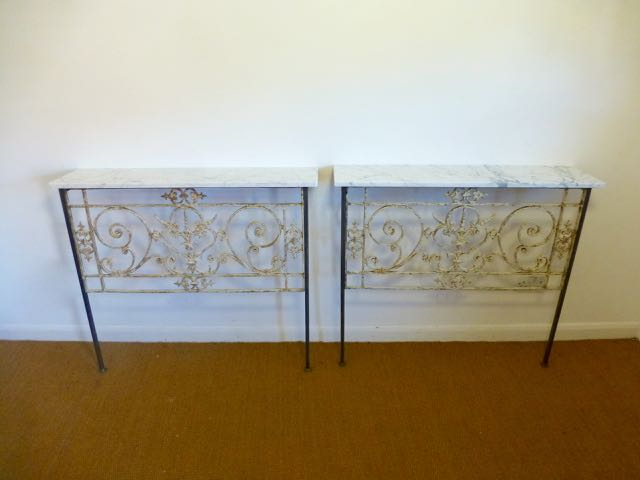 Picture of Console tables