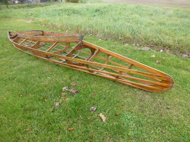 Picture of Canoe frame