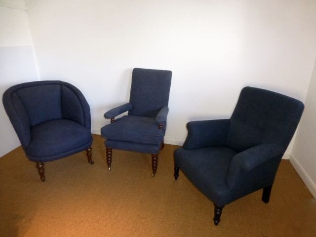 Picture of 3 Reclaimed chairs