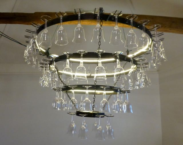 Picture of 80 glass chandelier