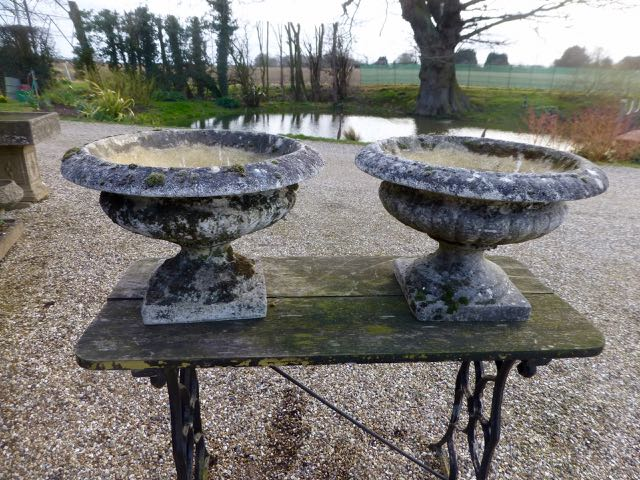Picture of Pair of French urns