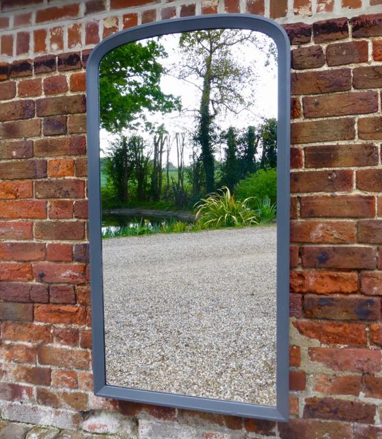 Old up cycled cheval mirror