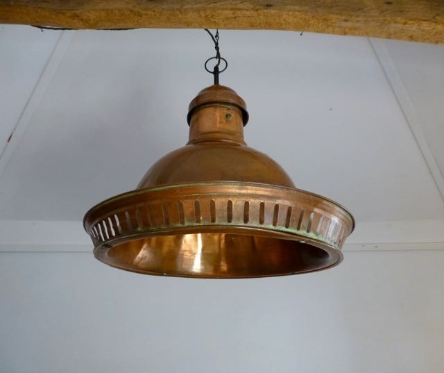 Picture of Coper pendant light