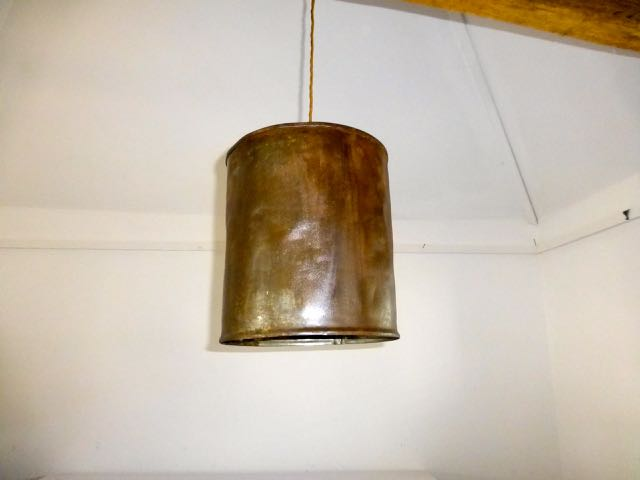 Picture of Paraffin can pendant