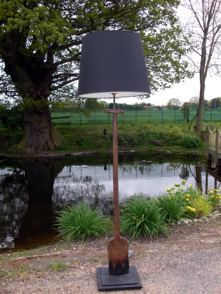 Picture of Peat Spade Standard Lamp