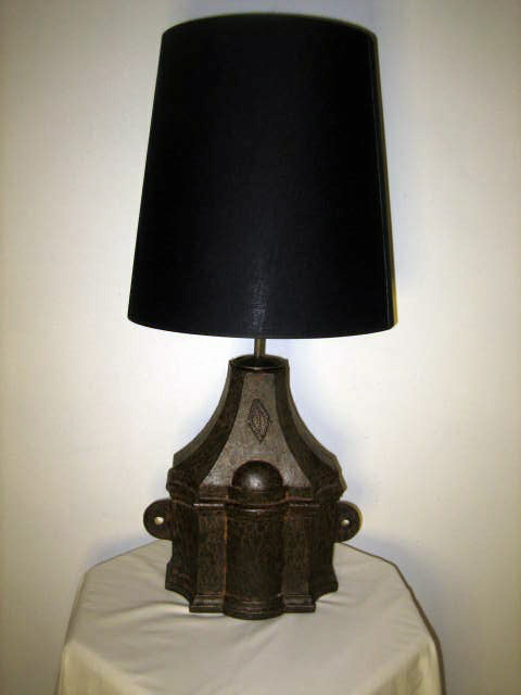 Picture of Victorian Rain Hopper Table Lamp