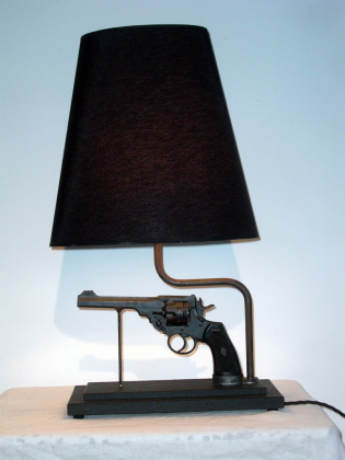 Picture of Revolver Lamp