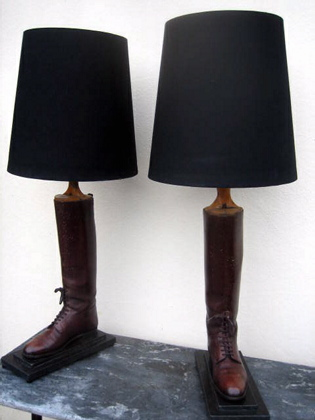 Picture of French Cavalry boots