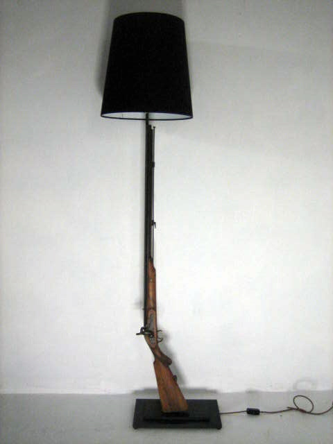 Picture of Rifle Standard Lamp