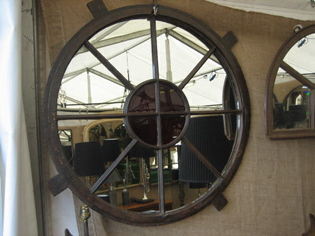 Picture of Round Victorian window