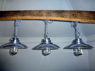 Picture of 3 Ship's Hanging Lights