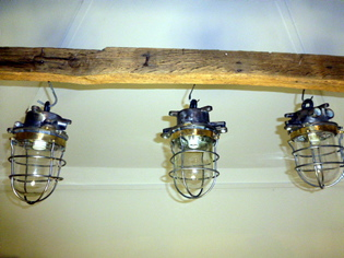 Picture of Ships passage lamps