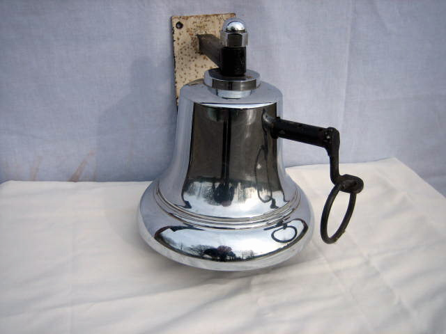 Picture of Chrome Fire engin bell