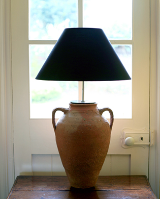 Picture of Teracotta Pot Table Lamp