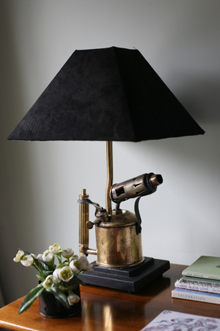 Picture of Blowtorch Table Lamp