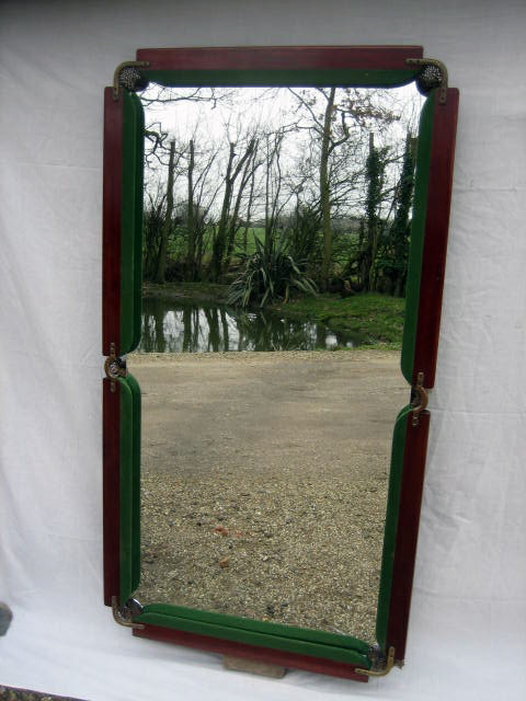 Snooker mirror