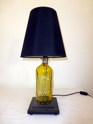 Picture of Soda Bottle Lamp