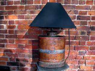 Picture of Old Garden Sprayer Lamp