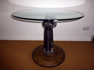 Picture of Steam engin jack table