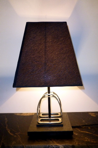 Picture of Pair of old stirip lamps