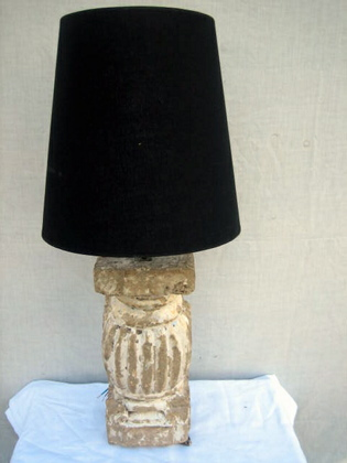 Picture of Stone Pillar Wall Sconce