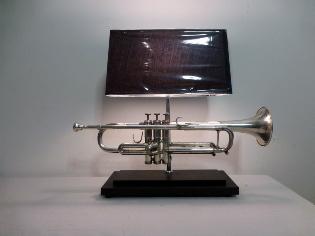 Trumpet landscape