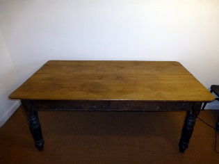 Picture of Victorian Kitchen Table