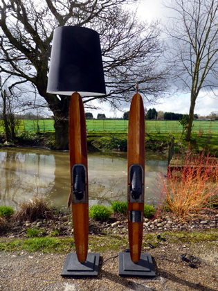Picture of Water Ski Standard Lamps