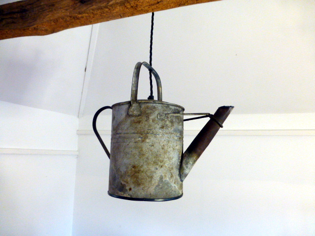 Picture of Watering Can Hanging Light