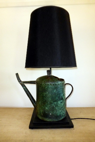 Picture of Watering can lamp