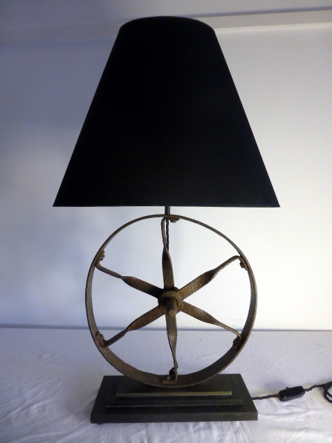 Picture of Wheel Lamp
