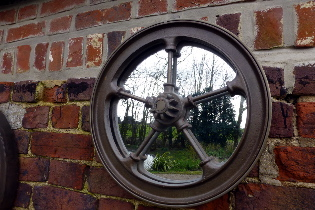 Picture of Wheel mirror spoke