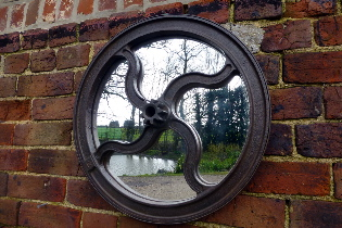 Picture of Wheel mirror 53cm