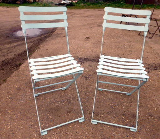 Picture of Bandstand Chairs