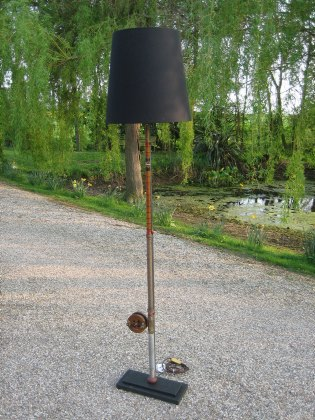 Picture of Standard lamp fishing rod