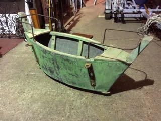 Fun fair boat