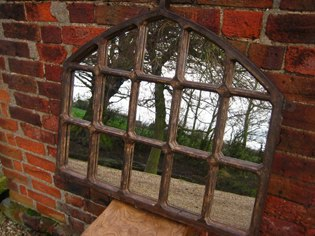 Picture of Norwich jail window mirror