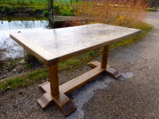 Picture of Elm table