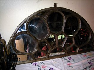 Picture of Victorian fan light window