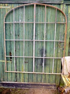 French metal windows 170 x 152cm